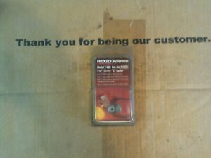 1 of Ridgid part # 63005 C Drain Cutter Model T-205 OEM Part Made In USA