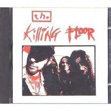 THE KILLING FLOOR - Omonimo - CD USATO OTTIME CONDIZIONI