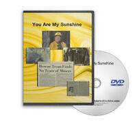 You Are My Sunshine: Sunshine Fire Mining Disaster Silver Mine Idaho DVD - C79