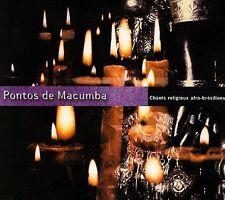 Pontos De Macumba: Afro-Brazilian Religious Songs, , , Very Good
