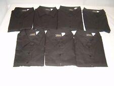 """LOT of 21 Black Long Sleeve """"Lady Edwards"""" Casualwear XLarge Womens Dress Shirts"""
