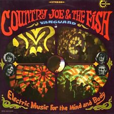 Country Joe & Fish-Electric Music... - 2 CD Edition (US 1967) CD