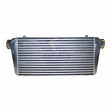 "CX 31x12x4 Bar&Plate Turbo Intercooler 4"" For SRT-4 S13 Supra RX7 3000GT WRX"