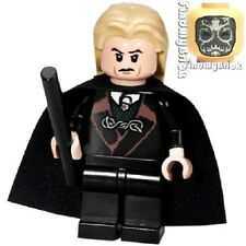 NEW Lego Harry Potter Lucius Malfoy Death Eater 10217 4867 4736 (HP009) NEW