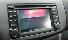 2013 Nissan Sentra Factory Navigation DVD CD Camara Satellite Radio Unit OEM