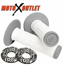 ProTaper Pillow Top MX Lite Grips Dirt Bike Neon Tri Dual Density Pro Taper