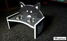 Futterstation  futternapf futterbar katze näpfe cat bowls