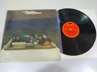 """Cadillac Llegas de Madrugada Polydor 1982 - LP Vinilo 12"""" VG/VG"""