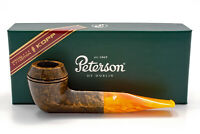 Peterson Pfeife Classic Yellow 150 pipe pipa 9mm Filter System