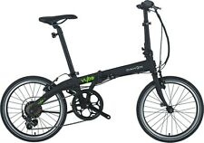 Dahon Folding bike Vybe D7s 20 inch 2020 black matt