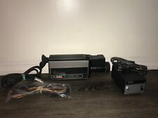 vintage sears solid state color video / sound camera