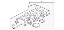 Genuine Ford Intake Manifold JL3Z-9424-B