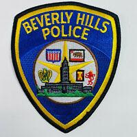 Beverly Hills Police California CA Patch (C4-B)