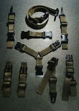 AIRSOFT, GENUINE UK SPEC MULTICAM PP WEBBING...25MM WEBBING MULTI-SLING SYSTEM.