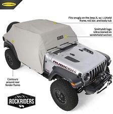 2018-2021 Jeep Wrangler JL Smittybilt 1071 Water Resistant Cab Cover + Door Flap