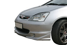 Honda Civic Mugen EP3 Delantero Divisor/CENEFA/labios 2001-2003 - Nuevo!