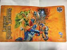 Vs System - Legion of Superheroes Playmat