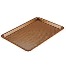 Ayesha Curry Nonstick Bakeware, Nonstick Cookie Sheet / Baking Sheet - 11 Inch x