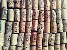 Used Natural Wine Corks from Portugal - sorted
