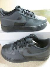 Scarpe da ginnastica nere Nike per donna Air Force 1