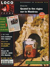 LOCO REVUE 575 DE 1994. LIFTING POUR LE BI-FOUDRE DE JOUEF