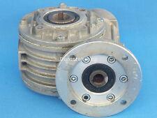 Siti MI 40 FP ZI gear speed reducer, ratio 7.5:1, motor shaft 11mm, output 19mm
