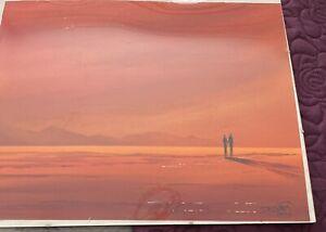 Before Dark Painting By David  Owen