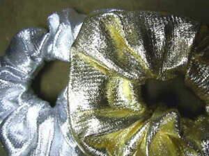 Single Scrunchie Many kinds Velvet Jumbo smaller cotton