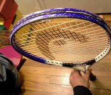HEAD Ti Conquest Tennis Racquet 4 1/4 - 2 Grip Nano Titanium Racket Blue