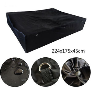 Universal Car Camper Trailer Cover Waterproof Travel Camping Shelter Tent Cover