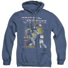 Transformers Soundwave Heather Adult Pullover Hoodie