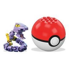 Mega Construx Pokemon Ekans Pokeball Building Set NEW Toys Poke Ball