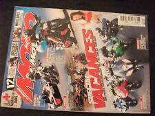 ** Moto et motards n°130 Hypertest 2008 / Dossier casques / Virée en Sardaigne