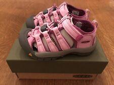 Keen Newport Toddler Sandals Water Shoes - Pink Lilac Mauve - Little Kid 11 NIB