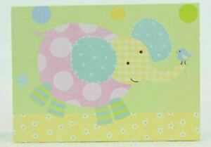 Pepper Pot Boxed Notecards Patterned Pals Greeting Card Elephant