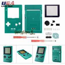 Replacement Parts Green Full Set Housing Shell Case for Nintendo Game Boy Pocket