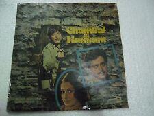 CHAMBAL KI KASSAM KHAIYYAAM 1978  RARE LP RECORD orig BOLLYWOOD VINYL india VG+