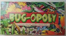 Bug-Opoly A Creeping, Vrawling, Property trading Game !   Players 2-6   Age 8+