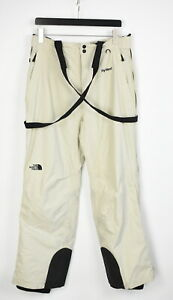 THE NORTH FACE HYVENT 10668 Men's XL Full Zip With Braces Ski Trousers 30724-GS