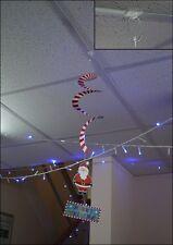 Decoración de navidad de Kit Colgante Falso Techo Rejilla Clip en gancho