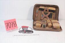 Vintage 1940s Grooming Kit