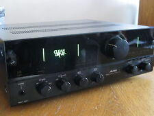 TOSHIBA AUREX SB-66 INTEGRATED AMPLIFIER IN BLACK AN AUDIOPHILE VINTAGE CLASSIC