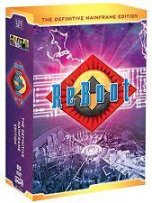 REBOOT: DEFINITE MAINFRAME EDITION (Michael Benyaer) - DVD - Region 1 Sealed