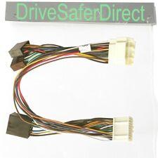 Iso-sot-0440-r Plomo Cable Adaptador Para Parrot Mki9200 Bmw Mini Y gt06