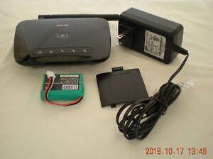 Huawei F256VW Verizon Fixed Wireless Terminal W/ AC Cable & Battery.