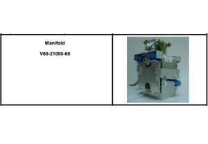 """Flight Medical Flight 60 Ventilator """"Manifold & Suspension"""" V60-21000-60 New"""