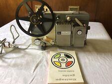 Vintage Ricoh Auto 8P Dualmatic Movie  Film Projector
