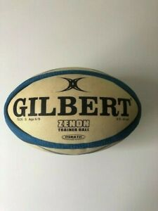 GIlbert Zenon Trainer Rugby Ball (Size 3)