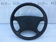 Mercedes Steering Wheel (10) - Black Leather | R129 SL PREMIUM PART