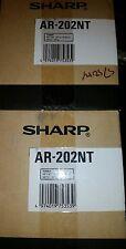 Sharp AR-202NT 16000 Page Yield Black Toner Cartridge NEW | 197961-1